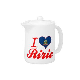 I Love Ririe, Idaho
