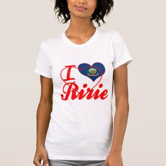 I Love Ririe, Idaho Tshirts