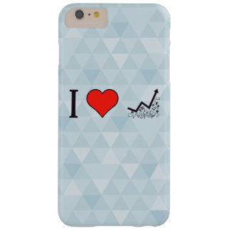 I Love Rising Literacy Rate Barely There iPhone 6 Plus Case