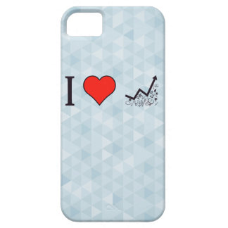I Love Rising Literacy Rate iPhone SE/5/5s Case