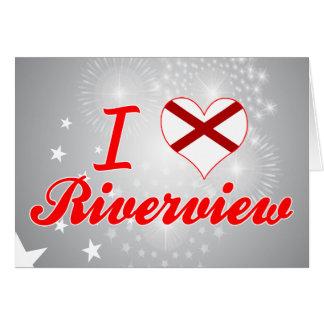 I Love Riverview, Alabama Card