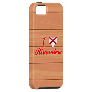 I Love Riverview, Alabama iPhone 5 Covers