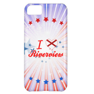 I Love Riverview, Alabama iPhone 5C Covers