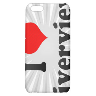 I Love Riverview, United States Cover For iPhone 5C