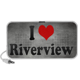 I Love Riverview, United States iPhone Speaker