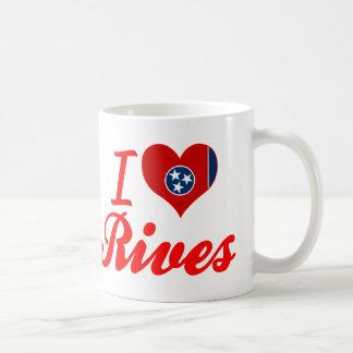 I Love Rives, Tennessee Mug