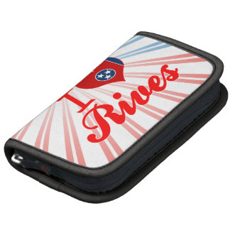 I Love Rives, Tennessee Planner