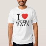 I love Riviera Maya T Shirt