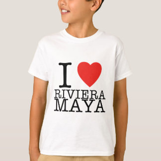 I love Riviera Maya T-Shirt