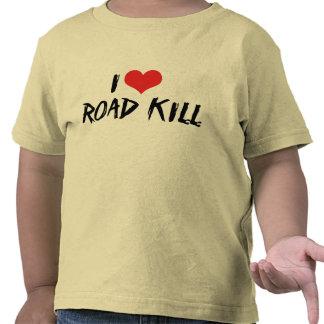 I Love Road Kill T-Shirt
