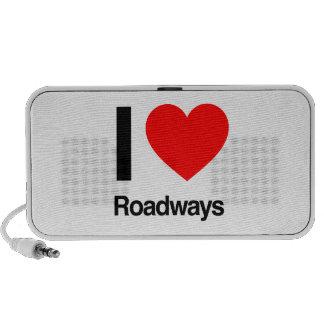 i love roadways PC speakers