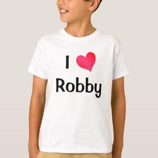 I Love Robby T-Shirt
