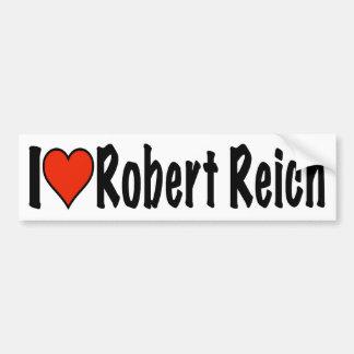 I love Robert Reich Bumper Sticker