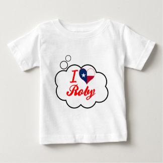 I Love Roby, Texas Shirts