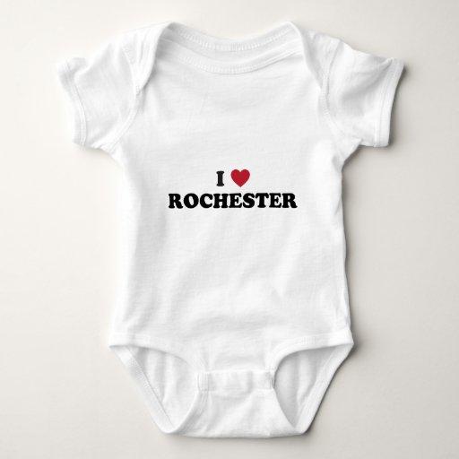 I Love Rochester Minnesota T Shirt