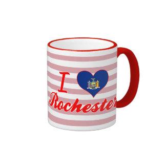 I Love Rochester, New York Mug