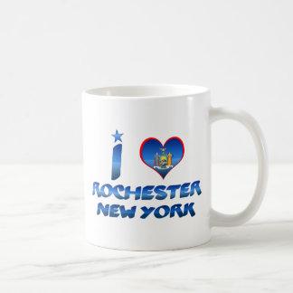 I love Rochester, New York Coffee Mug