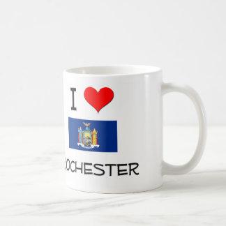I Love Rochester New York Coffee Mug