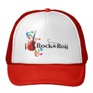 i love rock and roll products trucker hat