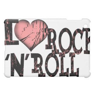 I love Rock 'N' Roll iPad Mini Cases
