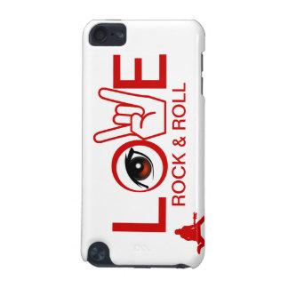 I Love Rock & Roll iPod Touch 5G Cover