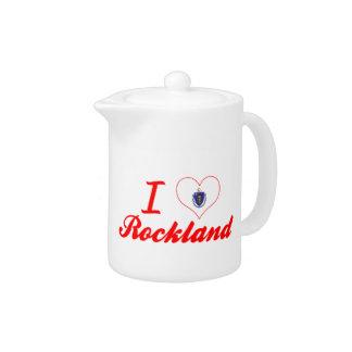 I Love Rockland, Massachusetts