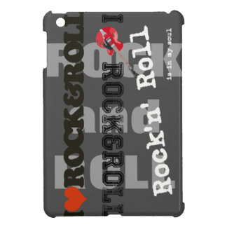 I love rock'n' roll, cool style case for the iPad mini