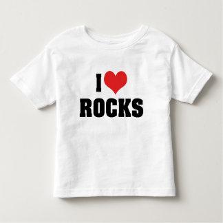 I Love Rocks T-Shirt
