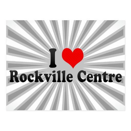 I Love Rockville Centre, United States Postcard