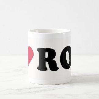 I LOVE ROD COFFEE MUG