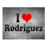I Love Rodriguez, Philippines Post Card