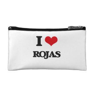 I Love Rojas Makeup Bags
