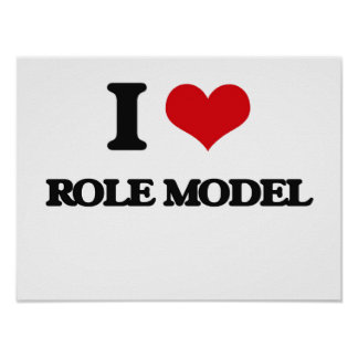 I Love Role Model Poster
