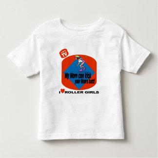 I Love Roller Girls Toddler T-shirt
