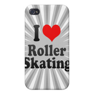 I love Roller Skating Covers For iPhone 4