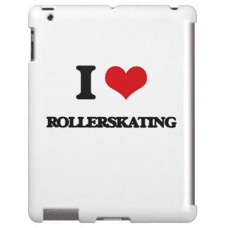 I Love Rollerskating