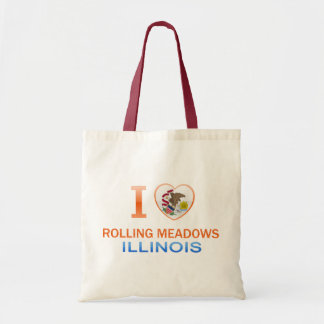 I Love Rolling Meadows, IL Bags