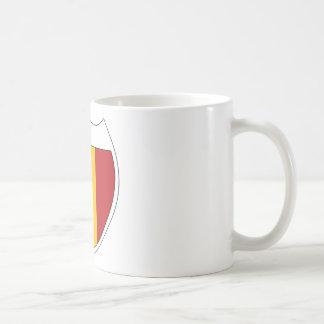 I Love Romania Coffee Mug