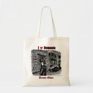 I love Romania Tote Bag