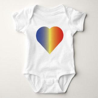 I Love Romania Tee Shirt