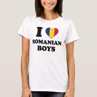 I love Romanian Boys T-Shirt