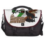 I LOVE ROME COMMUTER BAG