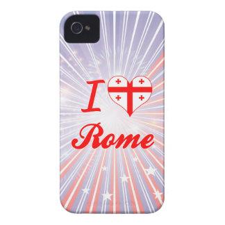 I Love Rome, Georgia iPhone 4 Cover