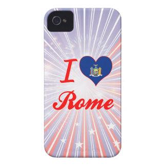 I Love Rome, New York iPhone 4 Case-Mate Case