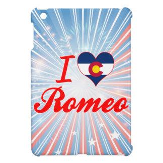 I Love Romeo Colorado Cover For The iPad Mini
