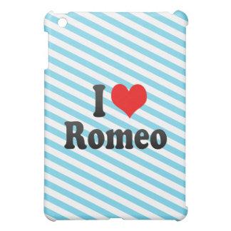 I love Romeo iPad Mini Cases