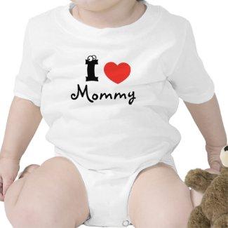I love romper mummy
