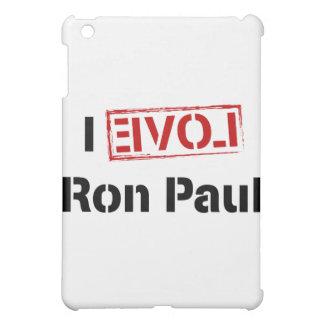 I Love Ron Paul iPad Mini Cover