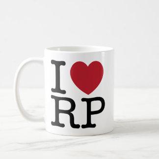 I Love Ron Paul Mug