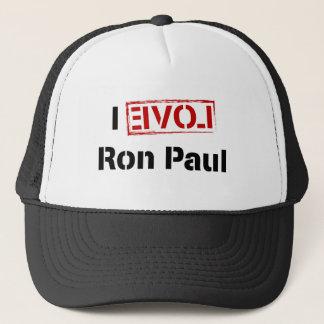 I Love Ron Paul Trucker Hat